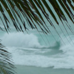 Hurrikan Igor @ Coral Beach