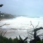 Hurrikan Igor @ Grape Bay
