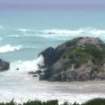 Hurrikan Igor @ Horseshoe Bay